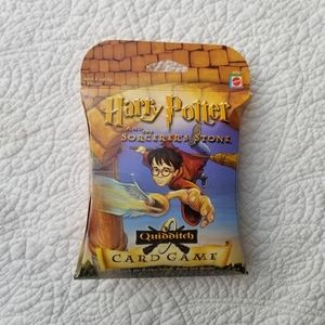Harry Potter and the Sorcerer's Stone Card Game